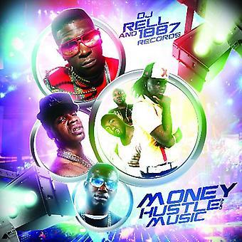 Oj Da Juice - Money Hustle Music [CD] USA import