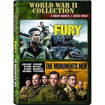 Fury / archivalia [DVD] USA import