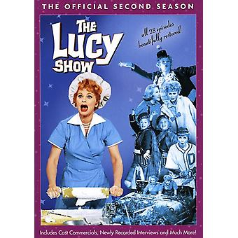 Lucy Show - Lucy Show: The officiel Second Season [DVD] USA import