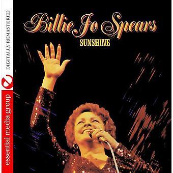 Billie Jo Spears - Sunshine [CD] USA import