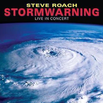 Steve Roach - Stormwarning (Live '85-'87-'91) [CD] USA import