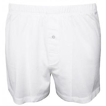 Hanro Cotton Sporty Boxer Short, White