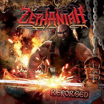 Zephaniah - Reforged [CD] USA import