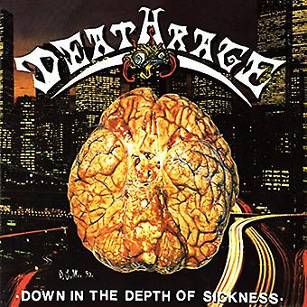 Deathrage - Down in the Depth of Sickness [CD] USA import