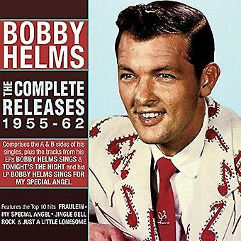 Bobby Helms - Bobby Helms: Vollständige Versionen 1955-62 [CD] USA import