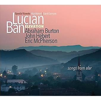 Lucian Ban - Songs From Afar [CD] USA import