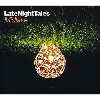 Midlake - Late Night Tales [CD] USA import