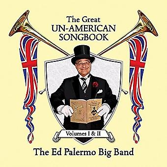 Ed Palermo Big Band - Great Un-American Songbook I & II [CD] USA import