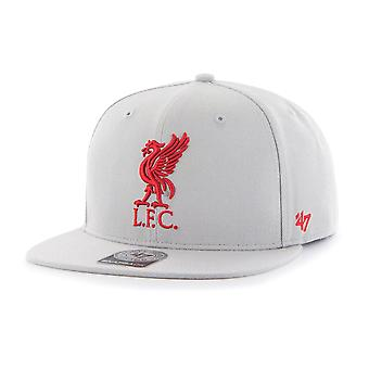 47 fire Snapback Cap - FC Liverpool grey / red