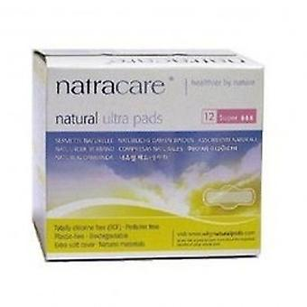 Natracare - pastiglie Ultra Super con ali 12pieces