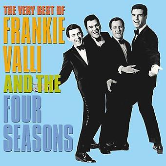 フランキー ・ ヴァリ ・四季 - 非常に最高のフランキー ・ ヴァリ ・四季 [CD] 米国のインポートします。