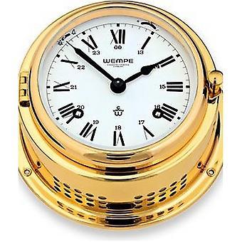 Wempe chronometer Stahlwerke Bremen II Glasenuhr CW310007