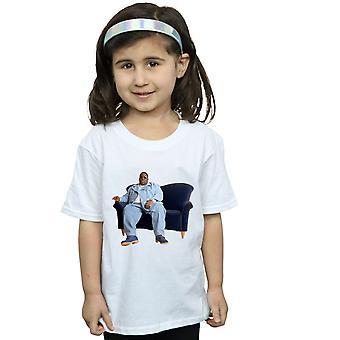 Nototrious store jenter sofaen Foto t-skjorte