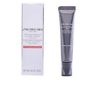 Shiseido Men totale rivitalizzante occhi 15 Ml per gli uomini