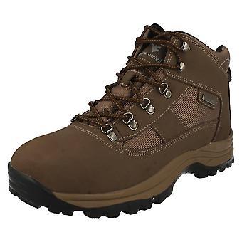 Mens Wyre Valley Walking Boots Snowdon