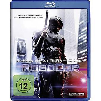 blu-ray RoboCop FSC: 12