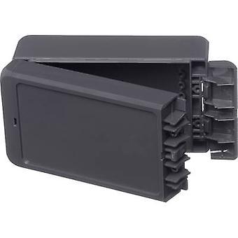 Bopla Bocube B 140806 ABS-7024 carcasă montare pe perete, consolă de montaj 80 x 151 x 60 acrilonitril butadien stiren gri grafit (RAL 7024) 1 buc (i)