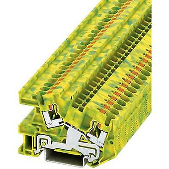 Phoenix Contact PTI 4-PE 3213964 PG terminal Number of pins: 2 0.2 mm² 6 mm² Green, Yellow 1 pc(s)