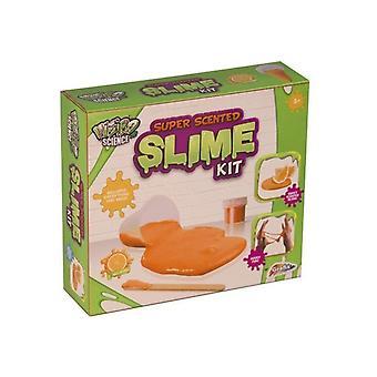 Nifs vitenskap duftende Slim gjør Kit barna gjør din egen Ooze angi Goo Lab
