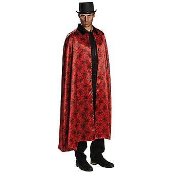 Spin costume di mantello uomini Halloween carnevale del capo