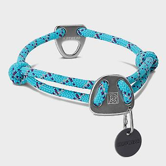 New Ruffwear Knot-a-Collar Dog Collar Blue