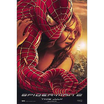Spider-Man 2 elokuvajuliste (11 x 17)