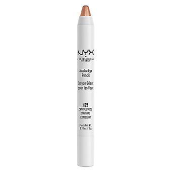 NYX PROF. MAKEUP Jumbo Eye Pencil Sparkling Nude