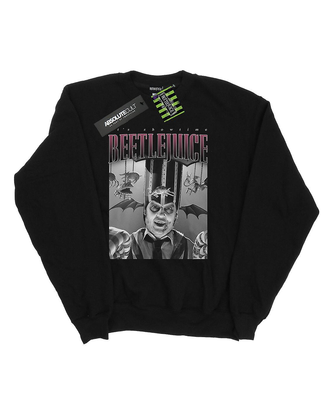 Beetlejuice Women's Circus Homage Sweatshirt