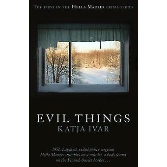 Evil Things by Evil Things - 9781912242092 Book