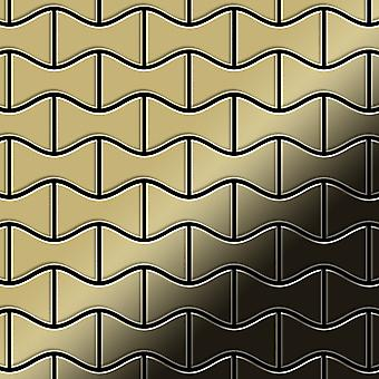 Metal mosaiikki messinki seoksen Kismet-BM