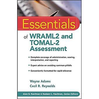 De grondbeginselen van WRAML2 en Tomal dat-2 beoordeling (Essentials van psychologisch onderzoek)