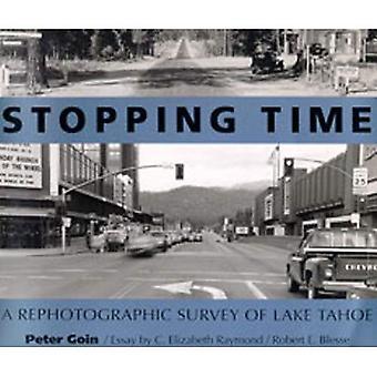 Pysäyttäminen aika: Rephotographic katsaus Lake Tahoe