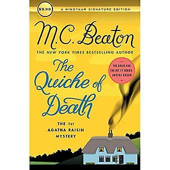 The Quiche of Death: The First Agatha Raisin Mystery� (Agatha Raisin)