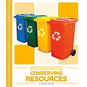 Conserving Resources (Community Economics)