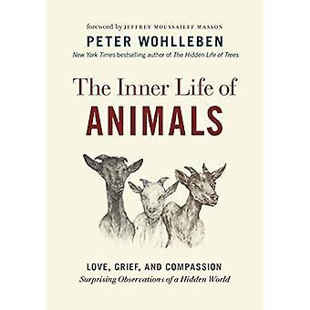 Das Innenleben von Tieren: Liebe, Trauer und Mitgefühl – überraschende Beobachtungen eine verborgene Welt