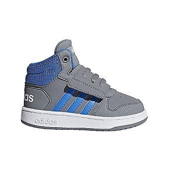 Adidas Hoops Mid 20 I F35833 universele alle zuigelingen schoenen van het jaar