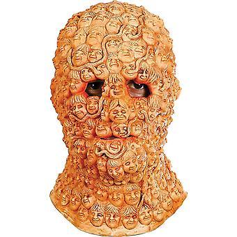 Willies Retro Latex masker voor Halloween