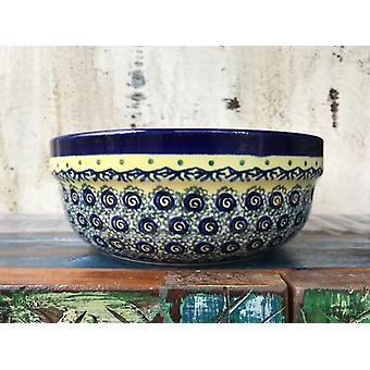 Bowl by 19 cm diameter, height by 7 cm, residual item, 2nd choice