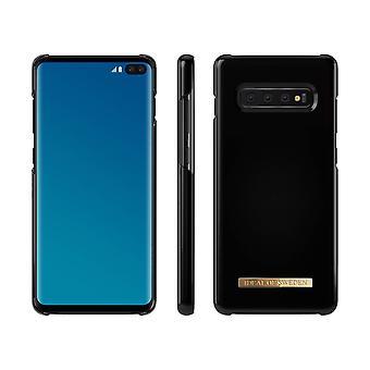 iDeal de Suecia Samsung Galaxy S10 +-Matte Negro