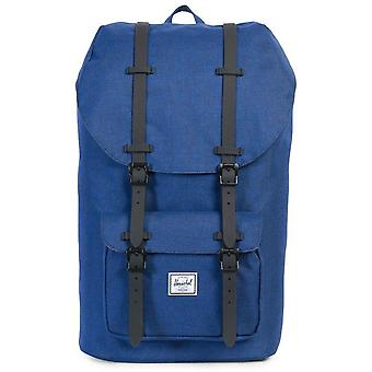 Herschel Supply Co. Little America Laptop BackPack  Eclipse Crosshatch