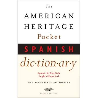 The American Heritage Pocket Spanish Dictionary - Spanish/English - En
