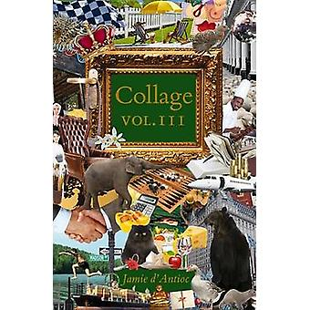 Collage - Volume 3 by Jamie D'Antioc - 9780989933452 Book