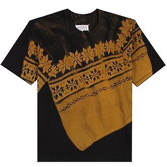 Maison Margiela Graphic T-Shirt Black
