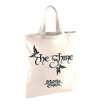 Lord of the Rings The Shire Tote Bag
