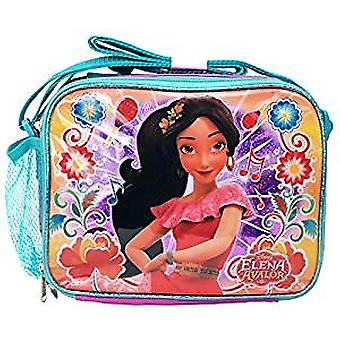 Lunch Bag - Disney - Elena of Avalor - Flowers Music 002244
