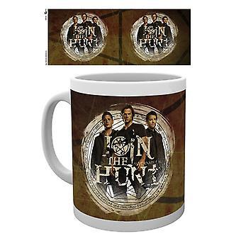 Supernatural Trio coffret tasse à boire