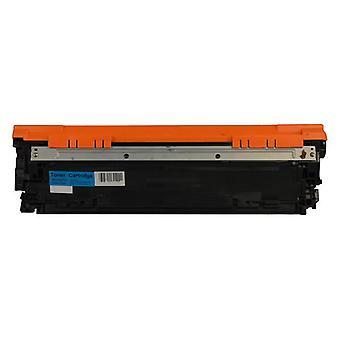 CE271A 650A Cart 322 Cyan Premium Generic Toner