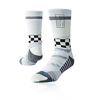 Stance Mission Space Crew Socks - AW19