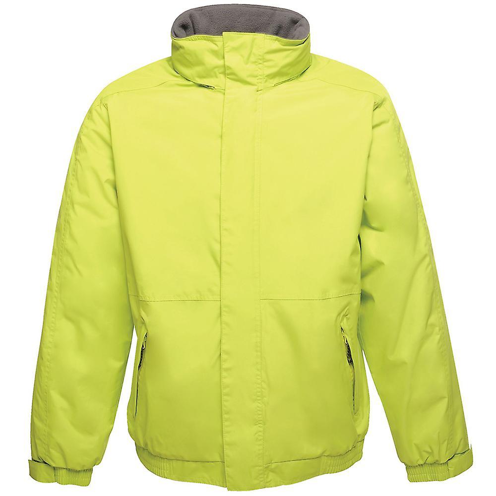 Regatta Trw297 Mens Waterproof /& Windproof Dover Fleece Lined Padded Jacket