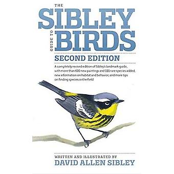 The Sibley Guide to Birds (2nd) by David Allen Sibley - 9780307957900